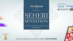 Seheri Sensation at the Westin...