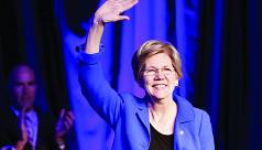 Massachusetts Senator Elizabeth Warren...