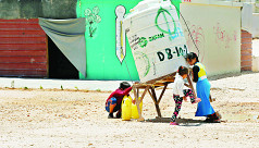 UNHCR says 65.3m people uprooted in...