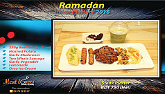 Meat Lovers presents delightful iftar...