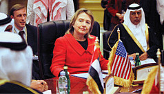 Mideast showed Hillary Clinton US power's...