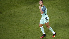 Ronaldo has the opportunity to leave...