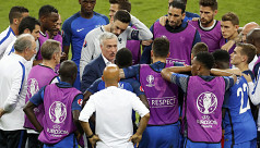 With strength in-depth, Deschamps can...