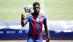 Patient Umtiti hungry to learn at new...