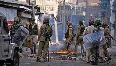 Civilian among three killed in Kashmir...