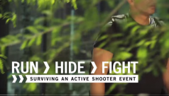 Watch: What to do in an active shooter...