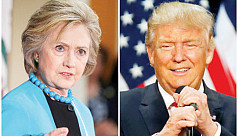 Trump, Clinton looking for different...