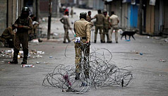 India vows tough action to tackle Kashmir...