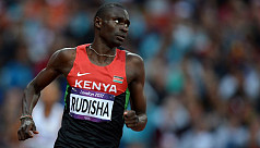 Rudisha struggling for form, gunning...