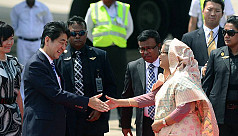 Abe to hold bilateral talks with...