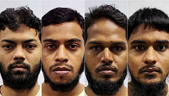 4 Bangladeshis jailed in Singapore for...