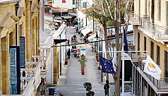 Turkish Cypriots worried about EU isolation...