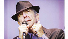 Leonard Cohen poems to be published...