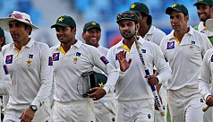 Pakistan rise to No. 1 in Test...