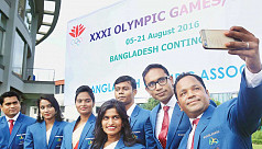 Olympians, Bangladesh will be cheering...