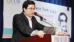 Sheikh Fazle Noor Taposh: August 15...