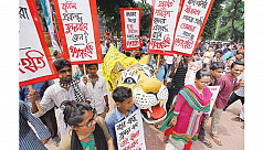 Rampal protesters declare 'March to...