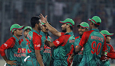 Who is Bangladesh's mystery bowling...