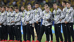 Germany fall just short in cauldron...