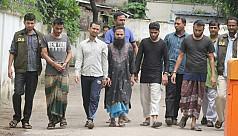 5 New JMB men held in Dhaka...
