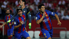 Injuries mar Barcelona taking Supercopa...
