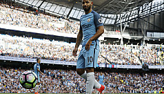 Aguero cannot 'disappear' when City...