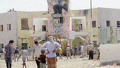 Islamic State suicide attack in Yemen...