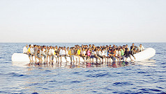 No ending in sight of Europe refugee...