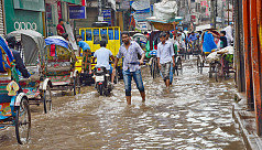 Rain compounds woes of Dhaka...