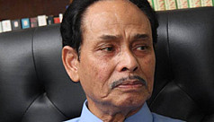 Ershad says his new alliance won't be...