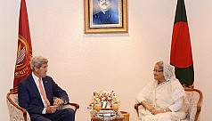 Kerry: US to work with Bangladesh to...