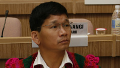 Ex-Arunachal Pradesh CM hangs...