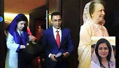 PM praises Tarique's wife Zubaida