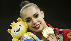 Olympic gold medalist Margarita Mamun plans to visit Bangladesh this year