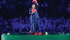 Super Mario at the Olympics