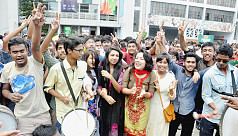 68.91% pass in HSC, equivalent exams