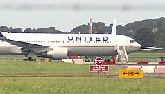 Emergency landing at Shannon...