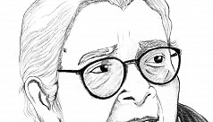 Mahasweta Devi (1926-2016) was a fighter...
