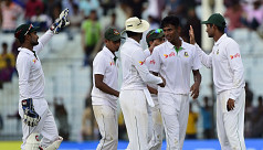 Bangladesh's first Test in India on...