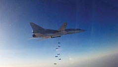 Russia stages Syria strikes from Iran...