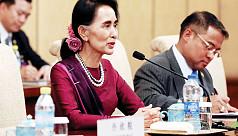 Suu Kyi to hold major peace summit with...