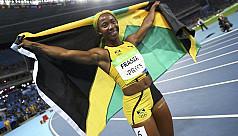 Fraser-Pryce rates Rio bronze 'greatest...