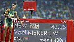 Brilliant Van Niekerk smashes 400m world...