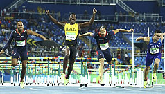 McLeod wins Jamaica's first hurdles...