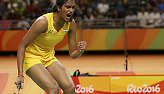 Silver medal success turns Sindhu into...
