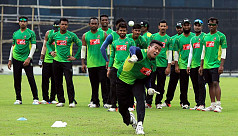 Taskin confident before bowling...
