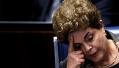 Brazil President Dilma Rousseff removed...