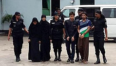 Detained couple assigned squads for...