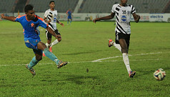 Abahani too good for Mohammedan