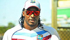 Big fish Gayle scooped up by...
